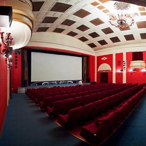 Кинотеатры Гатчины