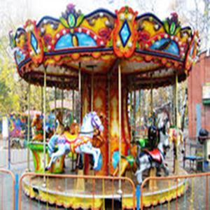 Парки культуры и отдыха Гатчины