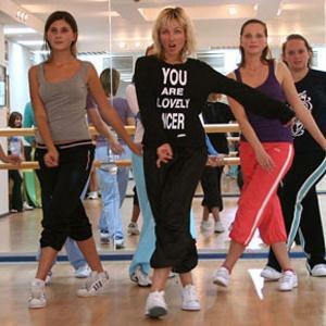 Школы танцев Гатчины