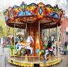 Парки культуры и отдыха в Гатчине