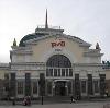 Железнодорожные вокзалы в Гатчине