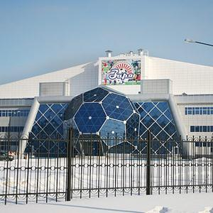 Спортивные комплексы Гатчины